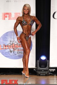 Nicole Wilkins - Womens Figure - Tournament of Champions 2011