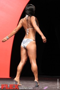 Emiko Matsui - Womens Bikini - FLEX Bikini Model Search 2011