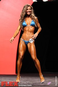 Callie Bundy - Womens Bikini - FLEX Bikini Model Search 2011