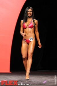 Grissel Martinez - Womens Bikini - FLEX Bikini Model Search 2011