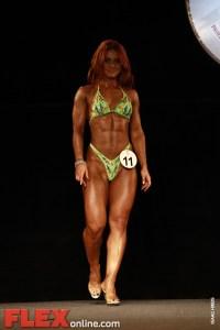 Elena Redie - Womens Figure - Sheru Classic 2011