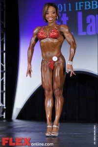 Nicole Duncan - Womens Fitness - Ft. Lauderdale Cup 2011