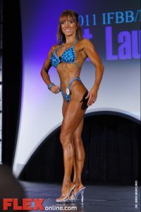 Debbie Fowler - Womens Fitness - Ft. Lauderdale Cup 2011