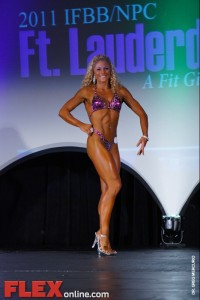 Tiffany Robinson - Womens Fitness - Ft. Lauderdale Cup 2011