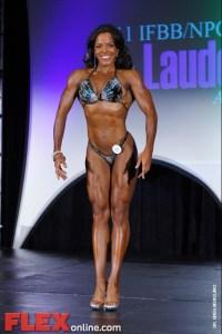 Alicia Harris - Womens Figure - Ft. Lauderdale Cup 2011