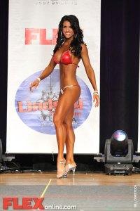 Amanda Latona - Womens Bikini - Titans Grand Prix Pro Bikini 2011