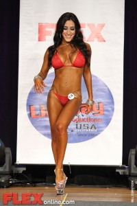 Christie Marquez - Womens Bikini - Titans Grand Prix Pro Bikini 2011