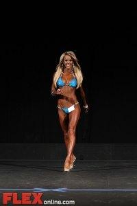 Tawna Eubanks - Womens Bikini - Sacramento Pro 2011