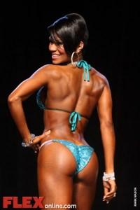 Vanessa Campbell - Womens Bikini - 2011 Iowa Pro