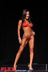 Christie Marquez - Womens Bikini - 2011 Iowa Pro