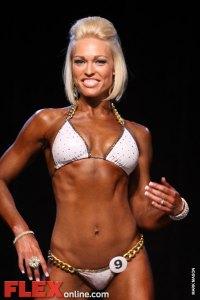 Christy Merritt - Womens Bikini - 2011 Iowa Pro