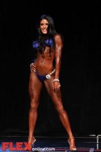 Heather Nappi - Womens Bikini - 2011 Iowa Pro