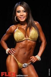 Khanh Nguyen - Womens Bikini - 2011 Iowa Pro
