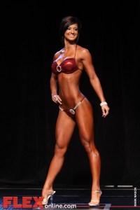 Cristina Vujnich - Womens Bikini - 2011 Iowa Pro