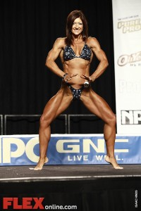 Heather Ruelan - Womens Physique - 2012 Junior National