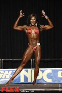 Elizabeth Crenshaw - Womens Physique - 2012 Junior National