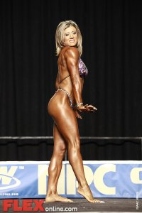Shannan Roskam - Womens Physique - 2012 Junior National
