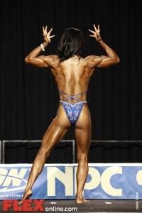 Betty Vasquez - Womens Physique - 2012 Junior National