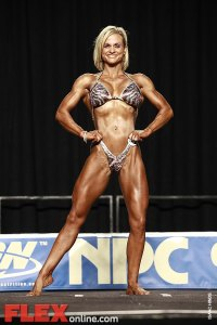 Nickie Clark - Womens Physique - 2012 Junior National