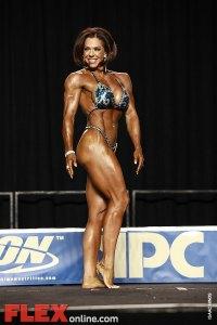 Kendel Dolen - Womens Physique - 2012 Junior National