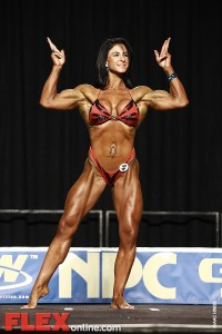 Heather Payne - Womens Physique - 2012 Junior National