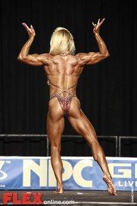 Jill Dearmin - Womens Physique - 2012 Junior National
