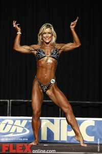 Tracy Klaess - Womens Physique - 2012 Junior National