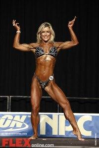 Tracy Klaess - Womens Physique - 2012 Junior National