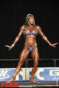 Lynnie Brooks - Womens Physique - 2012 Junior National