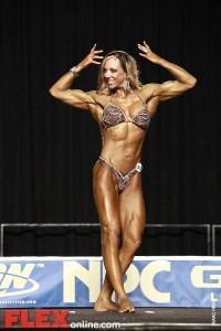 Erika Laine - Womens Physique - 2012 Junior National