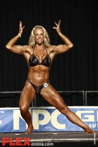 Tiffany Justice - Womens Physique - 2012 Junior National