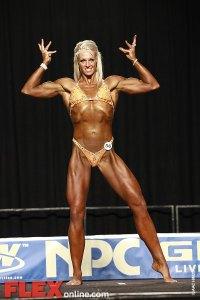 Casie Shepard - Womens Physique - 2012 Junior National