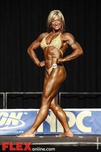 Danielle Deck - Womens Physique - 2012 Junior National
