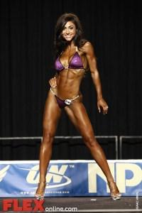 Ashley Cronley - Womens Bikini - 2012 Junior National