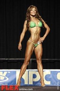 Crystal Green - Womens Bikini - 2012 Junior National