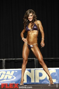 Babette Marie Davis - Womens Bikini - 2012 Junior National