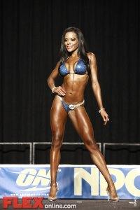 Adrienne Crenshaw - Womens Bikini - 2012 Junior National