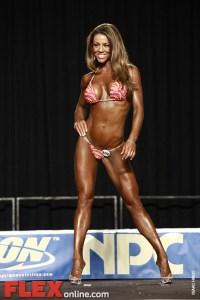 Brittney Layne - Womens Bikini - 2012 Junior National