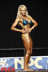 Wendy Bogard - Womens Physique - 2012 Junior National