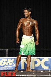 Humberto Lopez - Mens Physique - 2012 Junior National