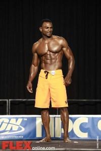 Michael Ferguson - Mens Physique - 2012 Junior National