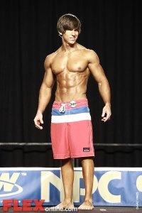 Abel Albonetti - Mens Physique - 2012 Junior National