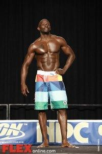 Terrance DuPree - Mens Physique - 2012 Junior National