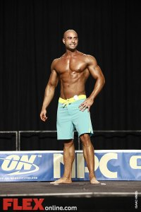 Christopher Villa - Mens Physique - 2012 Junior National