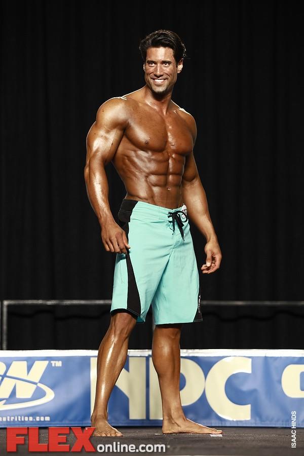 Steve Mousharbash - Mens Physique - 2012 Junior National
