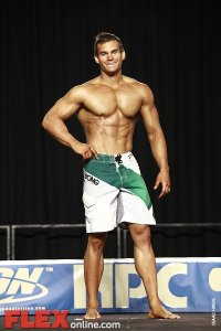 Chad Demchik - Mens Physique - 2012 Junior National