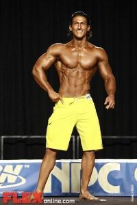 Sadik Hadzovic - Mens Physique - 2012 Junior National