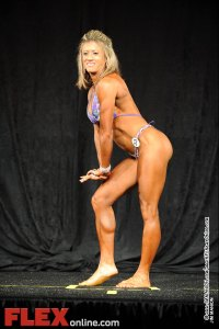 Shannan Roskam - Womens Physique A 35+ - Teen, Collegiate and Masters 2012