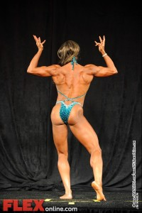 Elisa Charm - Womens Physique B 35+ - Teen, Collegiate and Masters 2012