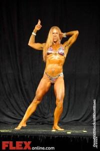 Elaine DeLuca - Womens Physique C 35+ - Teen, Collegiate and Masters 2012